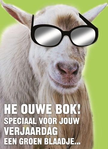- heee-ouwe-bok