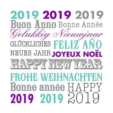 Zakelijke nieuwjaarskaart - happy-new-year-gelukkig-nieuw-jaar