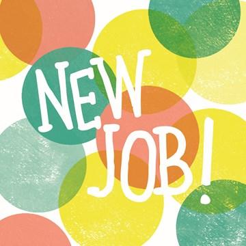 Kaarten - nieuwe baan | Hallmark