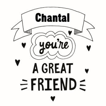 Valentijnskaart - you-are-a-great-friend