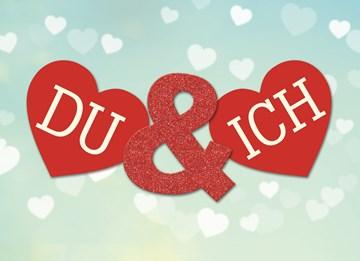 Valentinstagskarte - Valentinstag Grußkarte - 198237CB-6391-4B41-8512-F47AAF5FEBE3
