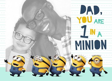 - dad-you-are-1-in-a-minion