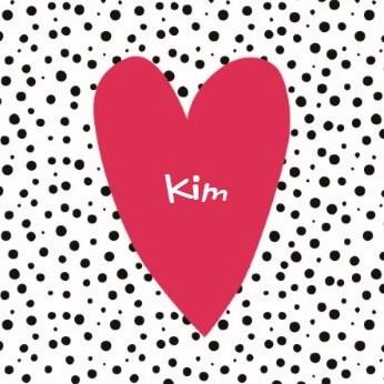 Valentijnskaart - valentijn-hip-roze-hart