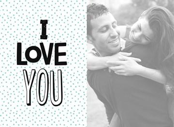 valentijnskaart - liefdeskaart-i-love-you