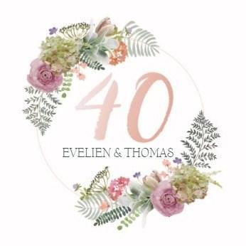 - botanical-kaart-echtvereniging-40-jaar-huwelijksjubileum