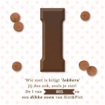 - sinterklaas-chocoladeletter-I