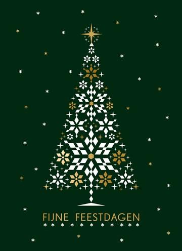 - Kerstkaart-zakelijk-Stijlvolle-kerstboom