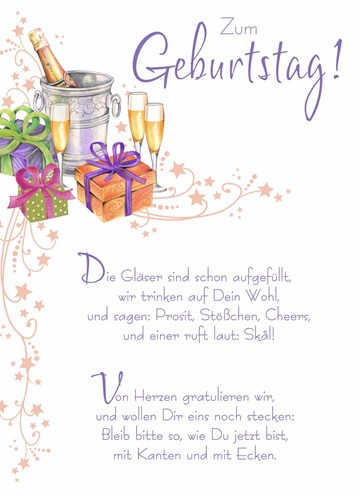Geburtstagskarte Frau - DE49748C-72A5-43D7-8183-1CE6F89B6AF1