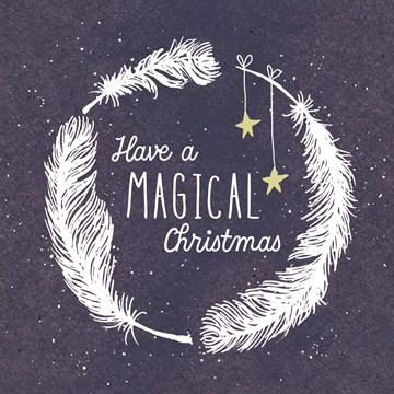 - kerstkaart-have-a-magical-christmas
