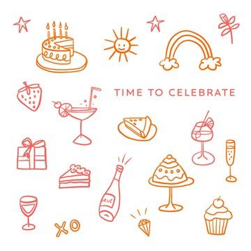 - time-to-celebrate-girl