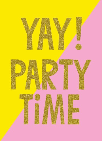- yay-party-time