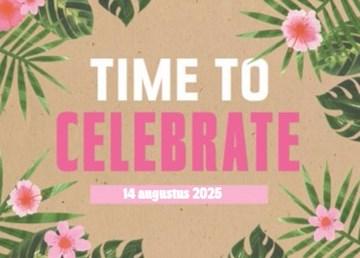 - verjaardagsfeest-time-to-celebrate