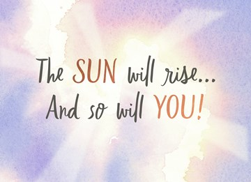 - the-sun-will-rise
