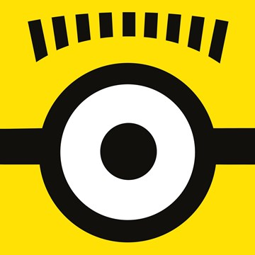 - Blanco-kaart-Minions-oog