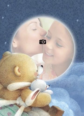 - fotokaart-forever-friends-cirkel-volle-maan