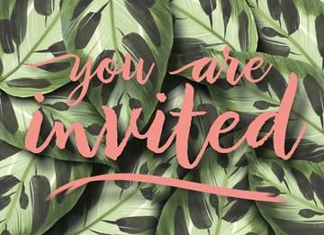 - botanical-uitnodiging-verjaardagsfeest-you-are-invited