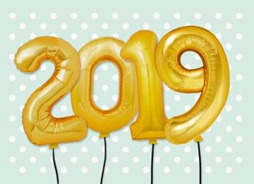 Bereiten Sie anderen eine Freude: mit Grüßen für einen guten Rutsch ins Neue Jahr - 23A16F5A-CBE9-49F3-98AF-0CF3C4B94114