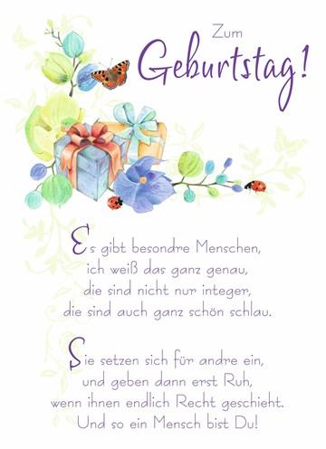 Geburtstagskarte Frau - 39B63031-D8CC-4401-9C2C-0A0BB9326959