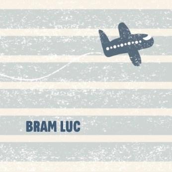 - stoer-geboorte-kaartje-zoon-vliegtuig