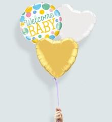 Ballonnentros Geboorte Neutraal