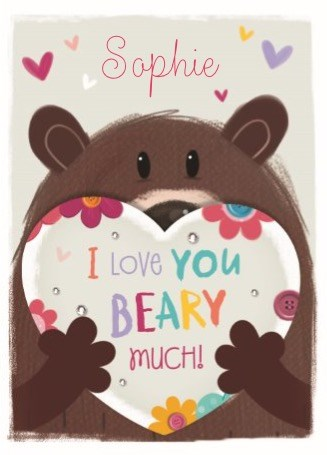 - i-beary-love-you