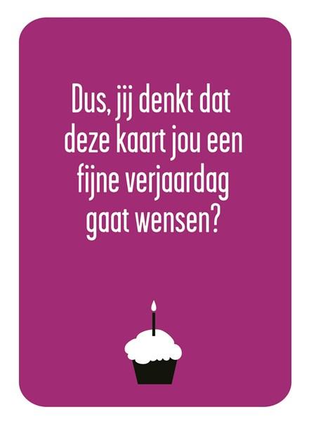 Kaarten Verjaardag Vrouw Grappig V Hallmark