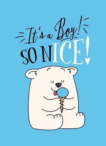 - babykaart-jongen-it-is-a-boy-so-nice
