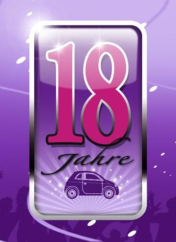 Geburtstagskarte Lebensalter - 2B024AE3-CD68-4E95-833E-3BBBA5E7733F