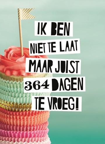Iets Nieuws Maak snel je verjaardagskaart te laat | Hallmark &TU17