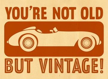 - youre-not-old-but-vintage-car