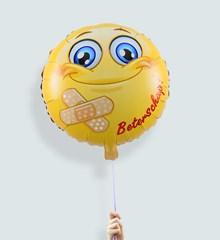 Ballon Emoji Beterschap