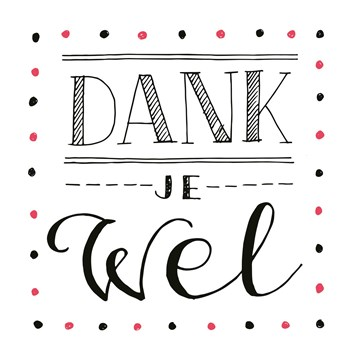 - text-it-kaart-dank-je-wel-