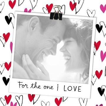 - fotoclip-the-one-i-love-hartjes