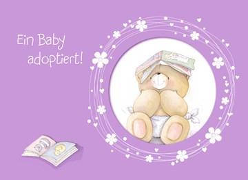 Glückwünsche zur Geburt – online gestalten und versenden - 62FC400E-DEEA-496F-A698-968FD362C7EC