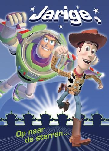 Disney kaart - buzz-en-sheriff-in-de-nacht