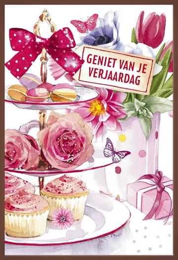 Vaak Kaarten Verjaardag vrouw - Best verkocht | Hallmark @TA39