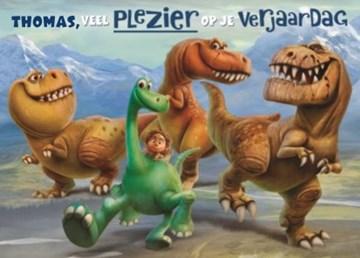 Goede Kaarten Disney - The good dinosaur | Hallmark AR-82