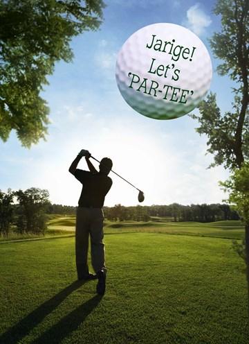 Afbeeldingen Verjaardag Golf