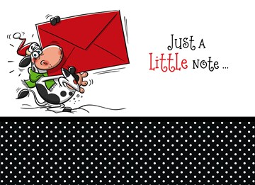 Funny-Mail-Karte - 35D03EF5-B5DF-4AD8-90DD-552A3E28409F