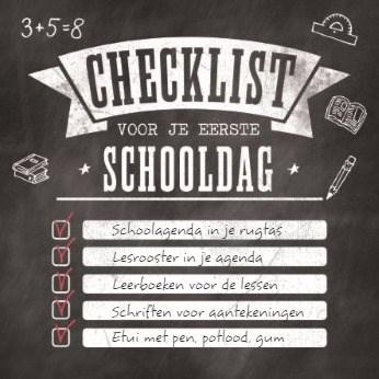Back to School kaart - back-to-school-checklist-voor-je-eerste-schooldag