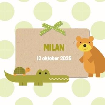 - dieren-geboorte-kaartje-groen