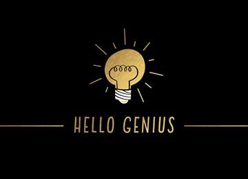 - hello-genius