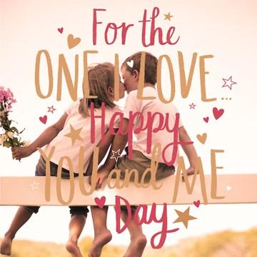 valentijnskaart - valentijn-happy-you-and-me-day