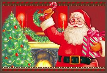 - kerstman-chocolade