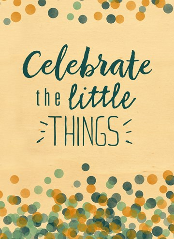Felicitatiekaart - houten-kaart-gefeliciteerd-celebrate-the-little-things