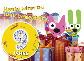 Geburtstagskarte Lebensalter - ACB1043F-1CA5-48C6-A6F9-074B72B23A2E
