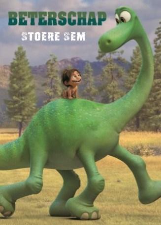 Fonkelnieuw Kaarten Disney - The good dinosaur | Hallmark XJ-78