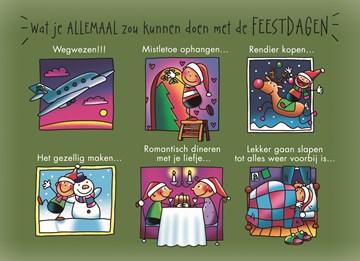 Smile kaart - Kerstkaart-allemaal-zou-kunnen