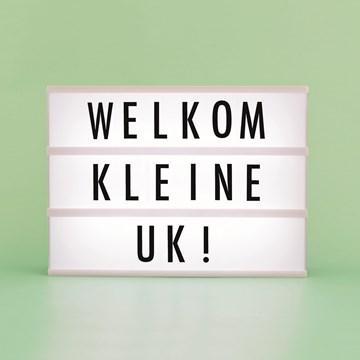- letterbord-kaart-welkom-kleine-uk
