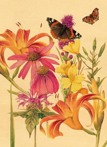 - houten-kaart-met-mooie-bloemen-en-een-vlinder